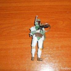 Figuras y Muñecos Star Wars: LLAVERO FIGURA BOBA FETT STAR WARS (SIMBA). Lote 174504488