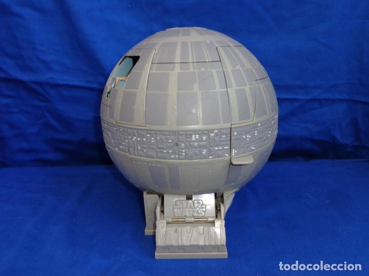 Figuras y Muñecos Star Wars: STAR WARS - NAVE ESTRELLA DE LA MUERTE AÑO 1997 LUCASFILM GALOOB TOYS LEER DESCRIPCION! SM - Foto 2 - 174979082