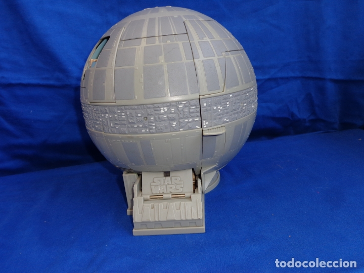 Figuras y Muñecos Star Wars: STAR WARS - NAVE ESTRELLA DE LA MUERTE AÑO 1997 LUCASFILM GALOOB TOYS LEER DESCRIPCION! SM - Foto 3 - 174979082