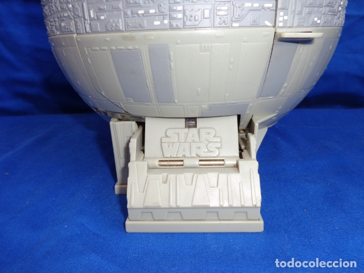 Figuras y Muñecos Star Wars: STAR WARS - NAVE ESTRELLA DE LA MUERTE AÑO 1997 LUCASFILM GALOOB TOYS LEER DESCRIPCION! SM - Foto 4 - 174979082