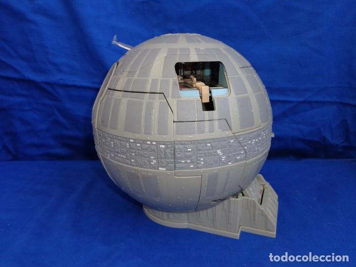 Figuras y Muñecos Star Wars: STAR WARS - NAVE ESTRELLA DE LA MUERTE AÑO 1997 LUCASFILM GALOOB TOYS LEER DESCRIPCION! SM - Foto 5 - 174979082