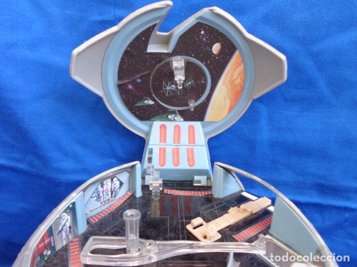 Figuras y Muñecos Star Wars: STAR WARS - NAVE ESTRELLA DE LA MUERTE AÑO 1997 LUCASFILM GALOOB TOYS LEER DESCRIPCION! SM - Foto 19 - 174979082