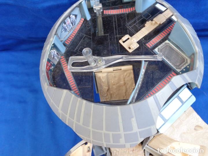 Figuras y Muñecos Star Wars: STAR WARS - NAVE ESTRELLA DE LA MUERTE AÑO 1997 LUCASFILM GALOOB TOYS LEER DESCRIPCION! SM - Foto 20 - 174979082