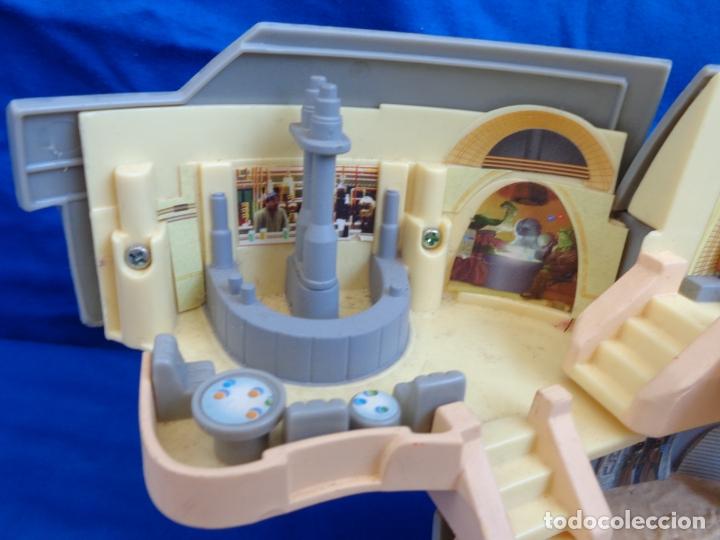 Figuras y Muñecos Star Wars: STAR WARS - NAVE ESTRELLA DE LA MUERTE AÑO 1997 LUCASFILM GALOOB TOYS LEER DESCRIPCION! SM - Foto 23 - 174979082