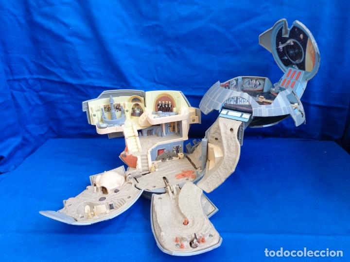 Figuras y Muñecos Star Wars: STAR WARS - NAVE ESTRELLA DE LA MUERTE AÑO 1997 LUCASFILM GALOOB TOYS LEER DESCRIPCION! SM - Foto 26 - 174979082