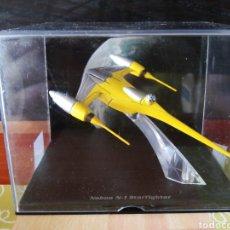 Figuras y Muñecos Star Wars: NABOO N-1 STARFIGHTER - COLECCIÓN NAVES Y VEHÍCULOS DE STAR WARS. Lote 175115069