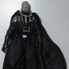Figure e Bambolotti Star Wars: FIGURA STAR WARS, DARTH VADER, CASCO Y MÁSCARA REMOVIBLES, HASBRO 2005. Lote 175129944