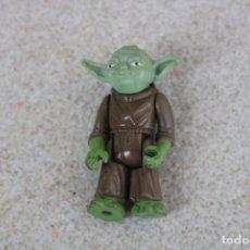 Figuras y Muñecos Star Wars: FIGURA ACCIÓN VINTAGE STAR WARS KENNER YODA 1980 HONG KONG LUCASFILM LFL. Lote 175225642