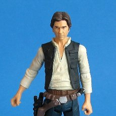 Figuras y Muñecos Star Wars: HAN SOLO.STAR WARS.YAVIN CEREMONY.THE SAGA COLLECTION.HASBRO.2011.. Lote 175302935