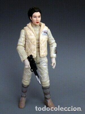 FIGURA HASBRO STAR WARS LEIA HOTH TVC (Juguetes - Figuras de Acción - Star Wars)