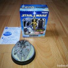 Figuras y Muñecos Star Wars: STAR WARS. DIORAMA HALCÓN MILENARIO DE TOMY. (SÓLO SE VENDE EN JAPÓN). Lote 175580564