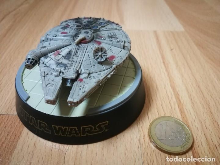Figuras y Muñecos Star Wars: Star Wars. Diorama Halcón Milenario de Tomy. (Sólo se vende en Japón) - Foto 2 - 175580564