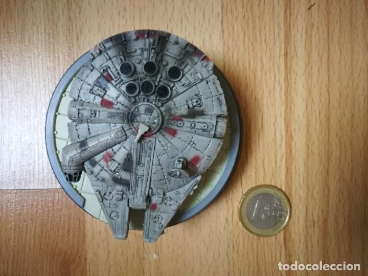 Figuras y Muñecos Star Wars: Star Wars. Diorama Halcón Milenario de Tomy. (Sólo se vende en Japón) - Foto 3 - 175580564