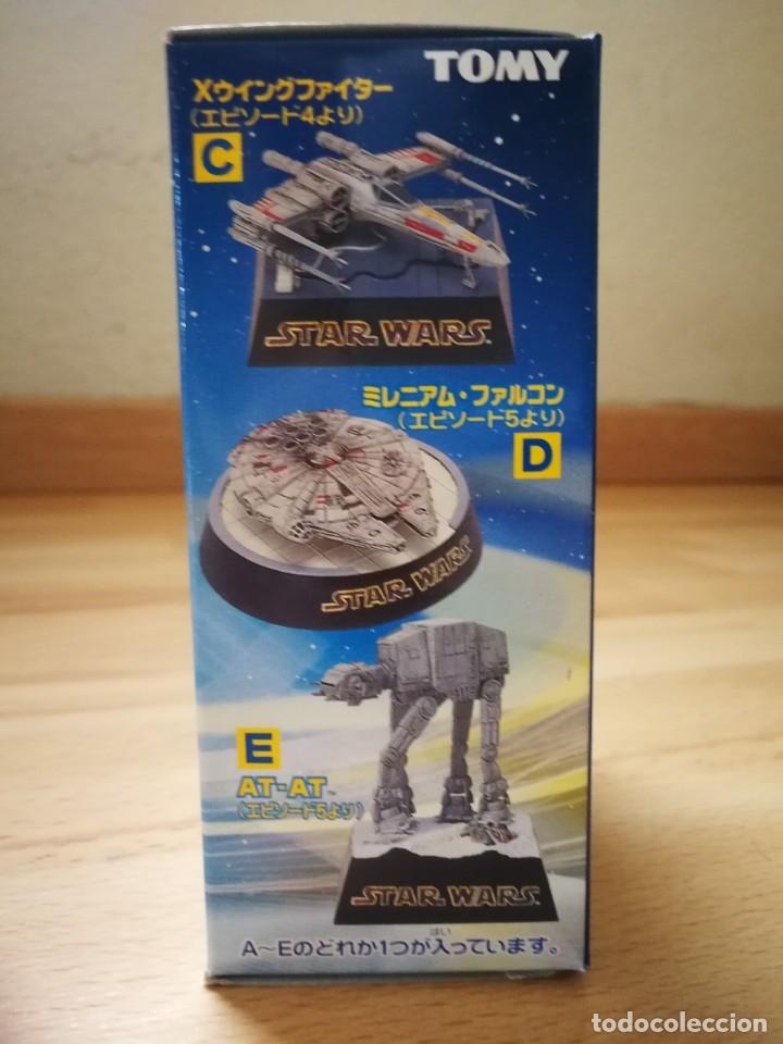 Figuras y Muñecos Star Wars: Star Wars. Diorama Halcón Milenario de Tomy. (Sólo se vende en Japón) - Foto 7 - 175580564