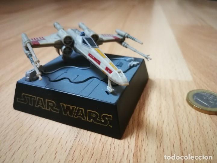 Figuras y Muñecos Star Wars: Star Wars. Diorama X-Wing de Tomy (Sólo se vende en Japón) - Foto 2 - 175581312
