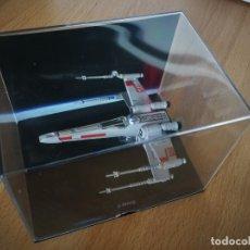 Figuras y Muñecos Star Wars: STAR WARS. URNA DE X-WING EN MINIATURA. Lote 175583663