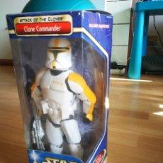 Figuras y Muñecos Star Wars: STAR WARS. CLONE COMMANDER DE HASBRO (2002). Lote 175584528