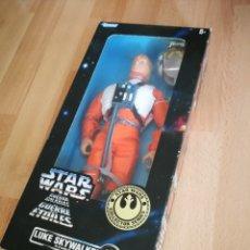 """Figuras y Muñecos Star Wars: STAR WARS. MUÑECO LUKE SKYWALKER COLLECTOR SERIES DE KENNER. 12"""" (1996). Lote 175585083"""