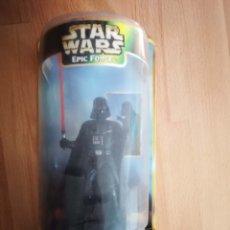 Figuras y Muñecos Star Wars: STAR WARS. FIGURA DARTH VADER 360. EPIC FORCE DE KENNER (1997). Lote 175585612