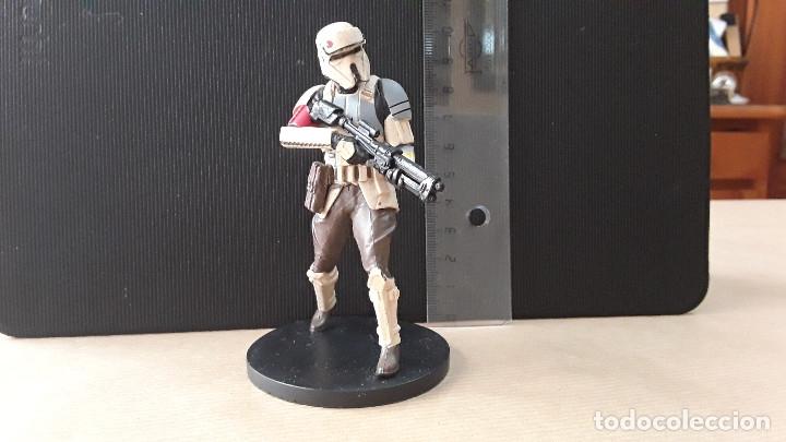 -SOLDADO STORMTROOPER-STAR WARS- ROGUE ONE-10 CM LUCAS FILM- (Juguetes - Figuras de Acción - Star Wars)