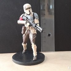 Figuras y Muñecos Star Wars: SOLDADO STORMTROOPER-STAR WARS- ROGUE ONE-10 CM LUCAS FILM-. Lote 175617677