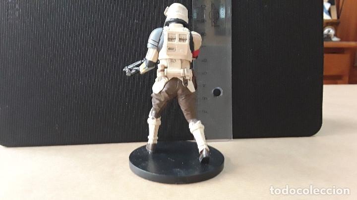 Figuras y Muñecos Star Wars: -SOLDADO STORMTROOPER-STAR WARS- ROGUE ONE-10 CM LUCAS FILM- - Foto 3 - 175617677