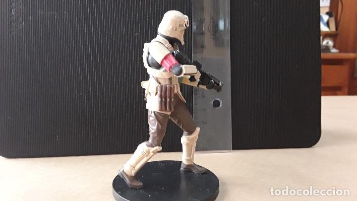 Figuras y Muñecos Star Wars: -SOLDADO STORMTROOPER-STAR WARS- ROGUE ONE-10 CM LUCAS FILM- - Foto 4 - 175617677