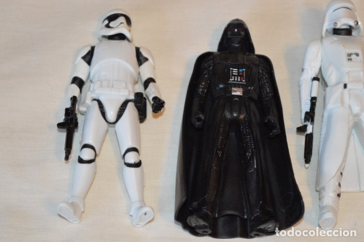 Figuras y Muñecos Star Wars: HASBRO S.A. / LFL - Lote de 5 figuras variadas, 15 Cm. STAR WARS - ¡Mira fotos y detalles! - Foto 2 - 175688002