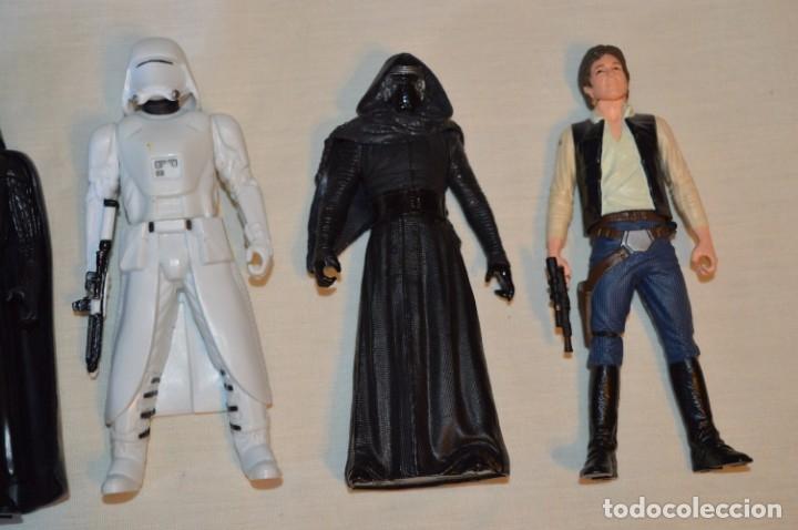 Figuras y Muñecos Star Wars: HASBRO S.A. / LFL - Lote de 5 figuras variadas, 15 Cm. STAR WARS - ¡Mira fotos y detalles! - Foto 3 - 175688002