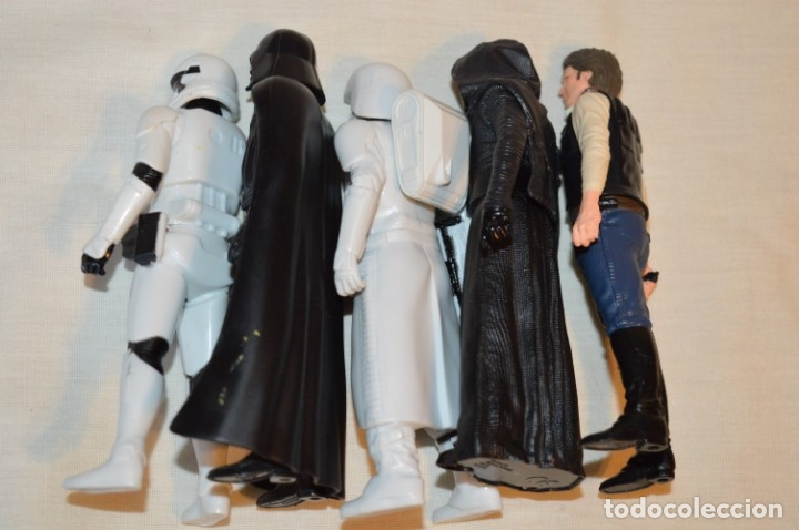 Figuras y Muñecos Star Wars: HASBRO S.A. / LFL - Lote de 5 figuras variadas, 15 Cm. STAR WARS - ¡Mira fotos y detalles! - Foto 7 - 175688002