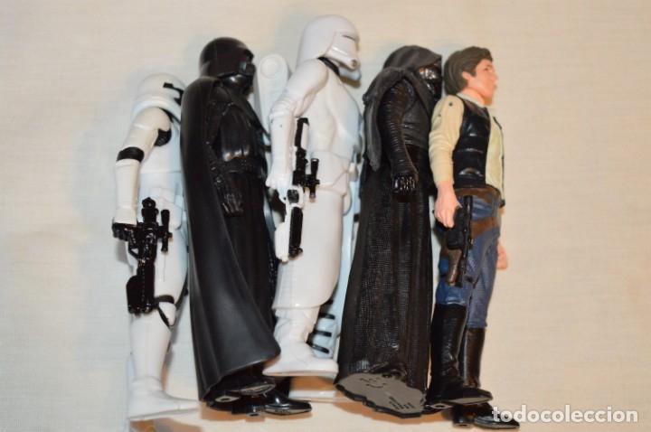 Figuras y Muñecos Star Wars: HASBRO S.A. / LFL - Lote de 5 figuras variadas, 15 Cm. STAR WARS - ¡Mira fotos y detalles! - Foto 9 - 175688002