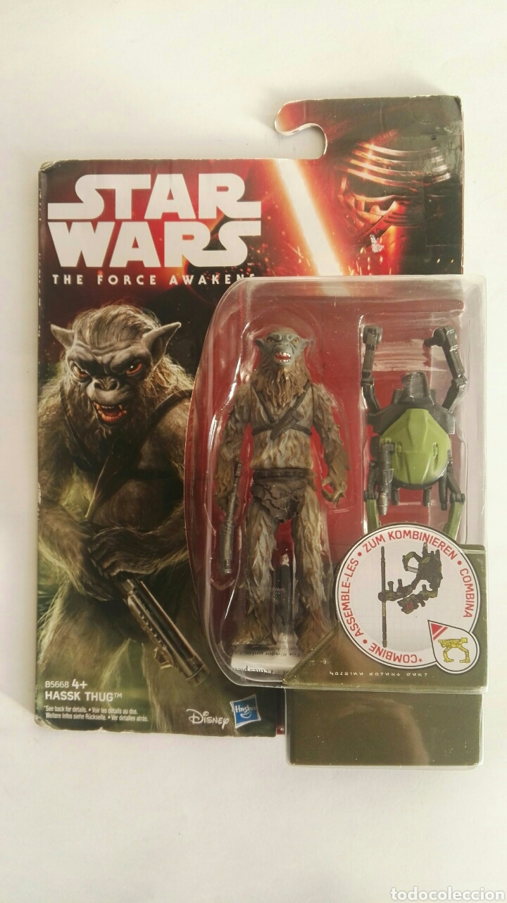 STAR WARS THE FORCE AWAKENS HASSK THUG (Juguetes - Figuras de Acción - Star Wars)