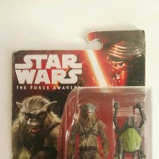 Figuras y Muñecos Star Wars: STAR WARS THE FORCE AWAKENS HASSK THUG. Lote 175811682