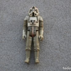 Figuras y Muñecos Star Wars: FIGURA ACCIÓN VINTAGE STAR WARS KENNER AT-AT DRIVER 1980 HONG KONG LFL HOTH. Lote 175863834