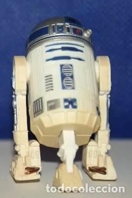 R2-D2.STAR WARS.HASBRO.2004 (Juguetes - Figuras de Acción - Star Wars)
