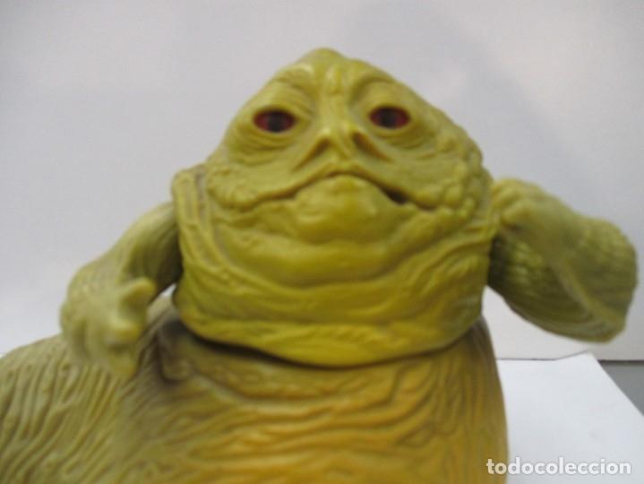 Figuras y Muñecos Star Wars: STAR WARS - REBO BAND + JABBA THE HUTT - ORIGINAL DE EPOCA / KENNER / MUY BUEN ESTADO - Foto 7 - 176074492