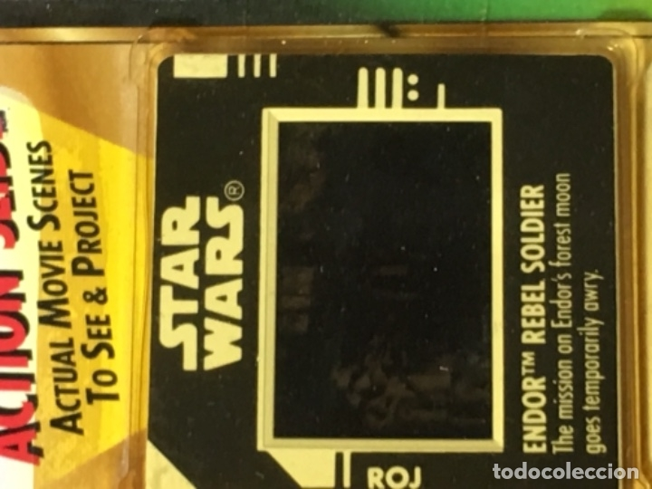 Figuras y Muñecos Star Wars: Original star wars blister - Foto 4 - 176102442