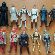 Figuras y Muñecos Star Wars: LOTE FIGURAS STAR WARS. LOTE 3.. Lote 171265933
