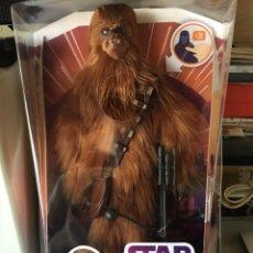 Figure e Bambolotti Star Wars: STAR WARS CHEWBACCA FORCES OF DESTINY HASBRO 30 CM CON SONIDO PRECINTADO NUEVO. Lote 176255590