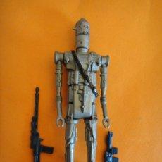Figure e Bambolotti Star Wars: FIGURA STAR WARS IG-88 VINTAGE 100% COMPLETA 1980 KENNER . DIFICIL !. Lote 176266352