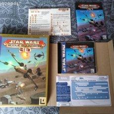 Figuras y Muñecos Star Wars: JUEGO STAR WARS . Lote 176496643