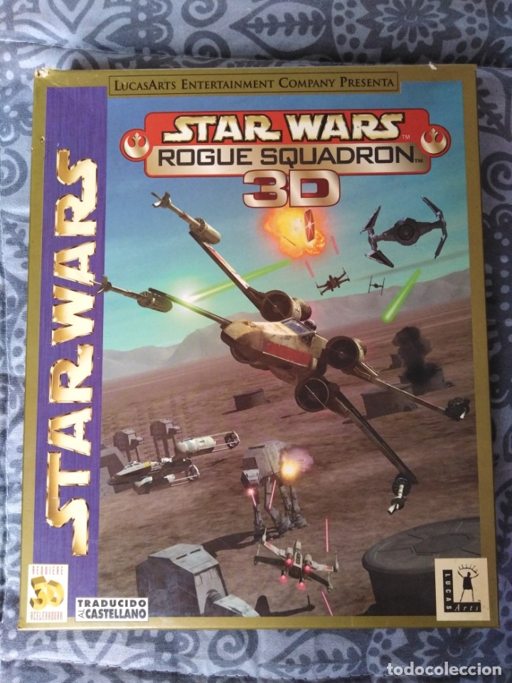 Figuras y Muñecos Star Wars: Juego Star Wars - Foto 2 - 176496643