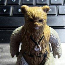 Figuras y Muñecos Star Wars: STAR WARS - MUÑECO ARTICULADO 1986 - EWOK - LA GUERRA DE LAS GALAXIAS. Lote 176503272