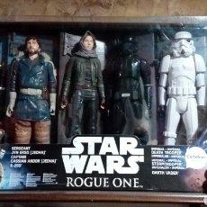 Figuras y Muñecos Star Wars: FIGURAS STAR WARS ROGUE ONE. Lote 176525470