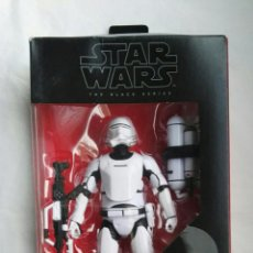 Figuras y Muñecos Star Wars: STAR WARS THE BLACK SERIES FIRTS ORDER FLAMETROOPER. Lote 176700807