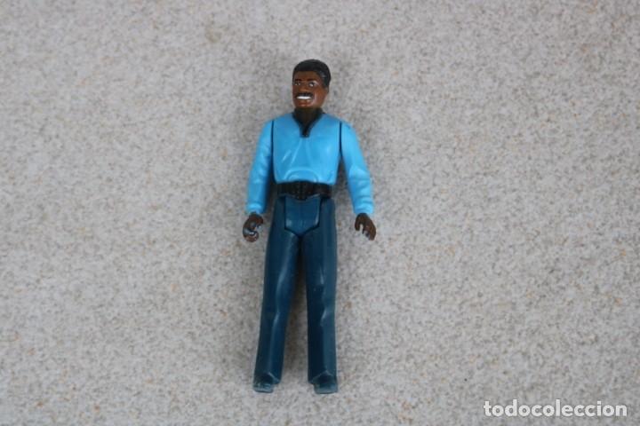 FIGURA ACCIÓN VINTAGE STAR WARS KENNER LANDO CALRISSIAN 1980 CHINA LUCASFILM (Juguetes - Figuras de Acción - Star Wars)