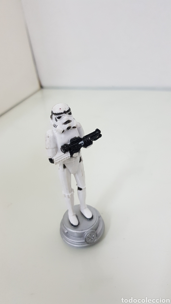 Figuras y Muñecos Star Wars: Star Trooper Lucasfilm número 2 star wars Guerra de las Galaxias de 9 cm - Foto 4 - 176915889