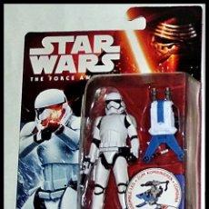 Figuras y Muñecos Star Wars: STAR WARS # STORMTROOPER # THE FORCE AWAKENS - NUEVO EN SU BLISTER ORIGINAL DE HASBRO.. Lote 177010754