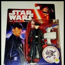 Figuras y Muñecos Star Wars: STAR WARS # GENERAL HUX # THE FORCE AWAKENS - NUEVO EN SU BLISTER ORIGINAL DE HASBRO.. Lote 114632606