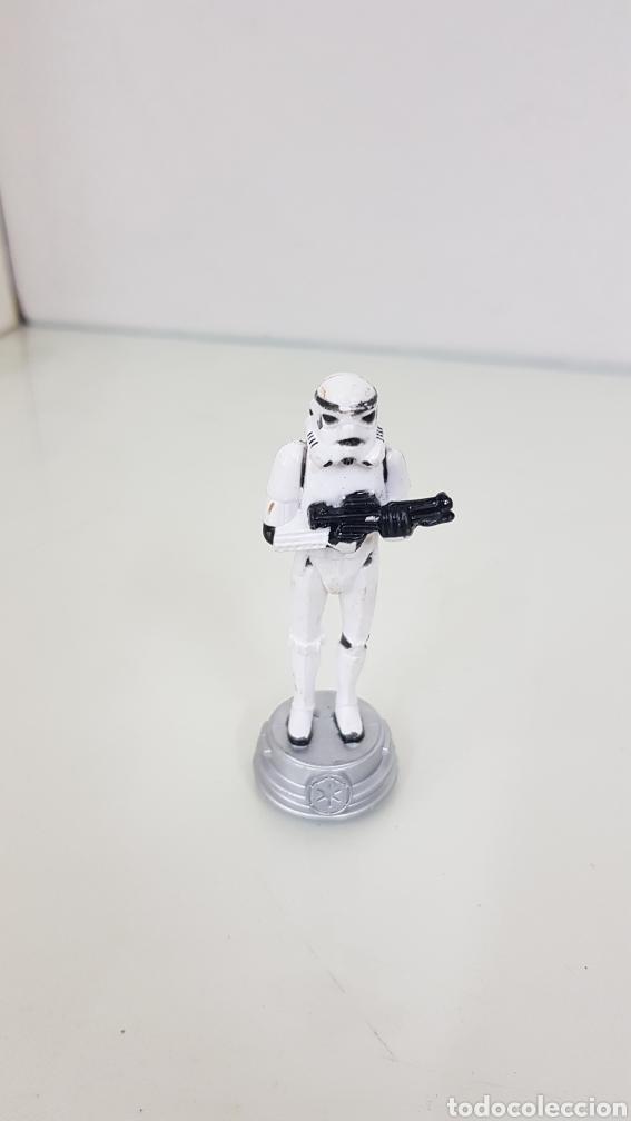 FIGURA DE STAR WARS DE 8,5CMS DE LA GUERRA DE LAS GALAXIA STARTROOPER (Juguetes - Figuras de Acción - Star Wars)